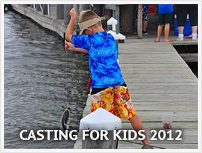Casting for Kids 2012