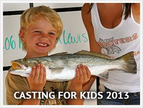 Casting for Kids 2013