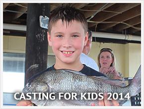 Casting for Kids 2014