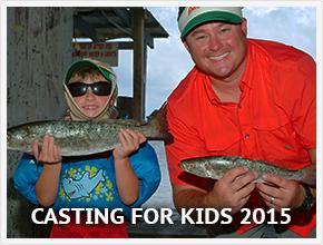 Casting for Kids 2015